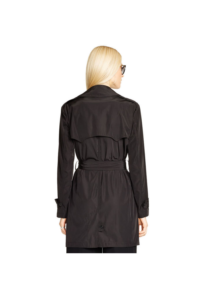 85c4856195 Ralph Lauren női fekete viharkabát, 995$ | 2015