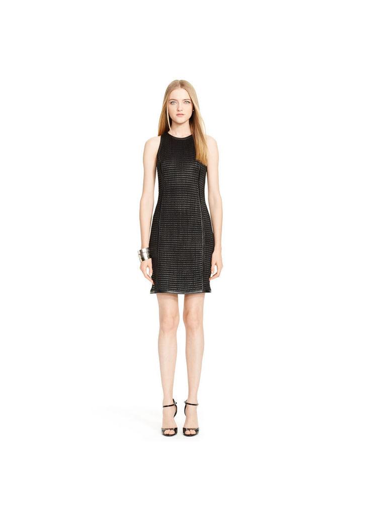 8fc36b6155 Ralph Lauren fekete báránybőr ruha · Ralph Lauren fekete báránybőr ruha ...