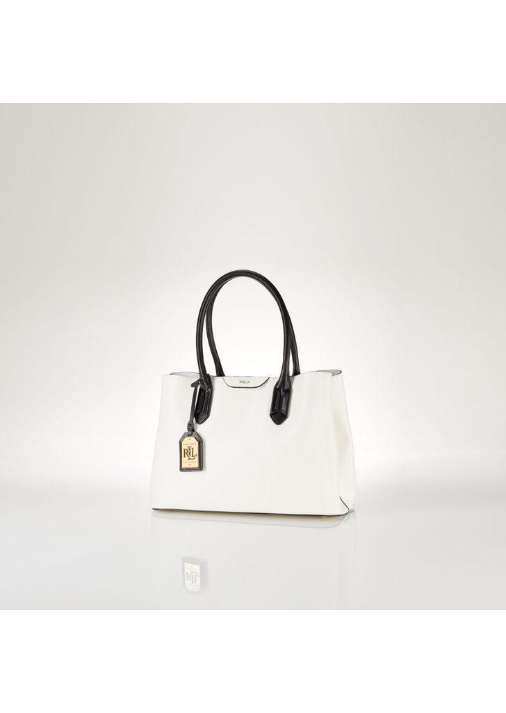 33e20e65fb Ralph Lauren sikkes női dombormintás bőr bevásárló táska, 248$   2015