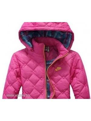 ÚJ NIKE női átmeneti   téli kabát eladó    lejárt 673528 8169c1e3f5
