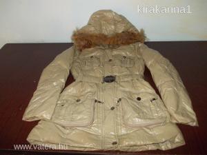 d5f43477ad MAYO CHIX női L-es kapucnis szőrös téli kabát télikabát nagyon szép  állapotban << lejárt 420546