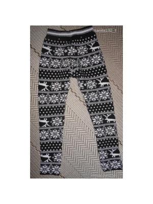 ceb8f8fb82 Meleg dupla kötött leggings édes téli mintával 116-122 << lejárt 829905