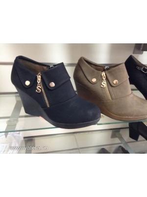 Új!Csinos telitalpú szegecses női platform cipő! - Vatera 8542ebb9b7