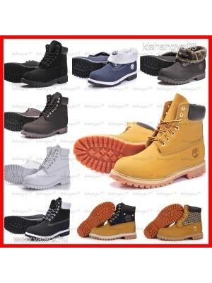 kiárusítás elérhető több kép Új Férfi Női Timberland bakancs cipő garantált bőr téli magas szárú
