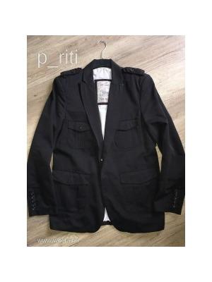 82d7c85e44 Zara férfi vállapos zakó, átmeneti kabát XL - Vatera, 3 000 Ft