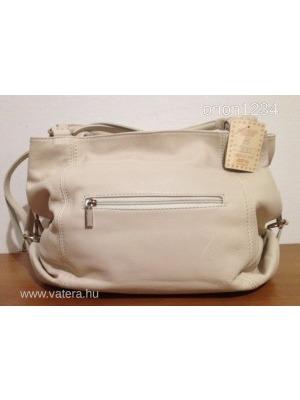 2c745578143d VALÓDI BŐR Olasz női táska - Nagyméretű pakolós kézitáska - Új, címkés <<  lejárt