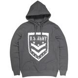 0ffcc520b0 New Yorker US Army katonai kapucnis pulóver