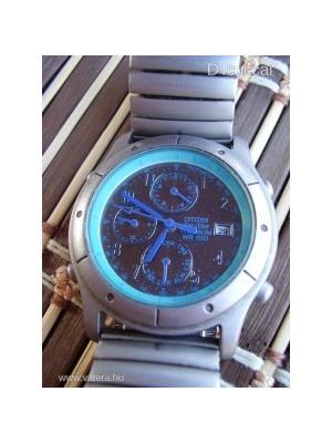 Citizen eco-drive titán alarm chronograph karóra -- -- sok eladó óra - 6dae10f990
