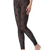 Calzedonia Csillagos tüll-leggings