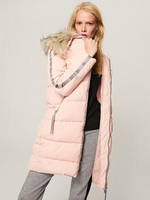 Reserved Steppelt kapucnis kabát 486b0fd2b6