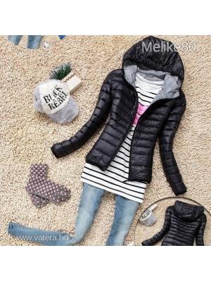 Női átmeneti kapucnis kabát 5 színben XS-XL-ig    lejárt 905375 c75c090a04