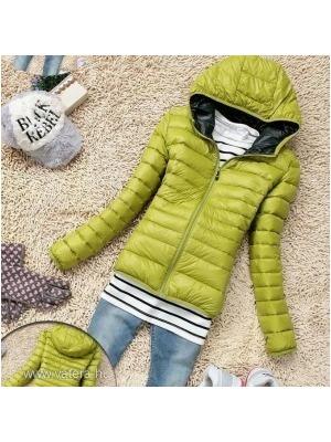 Új női átmeneti kapucnis dzseki kabát XS-XL 5 szín    lejárt 554734 858f291d71
