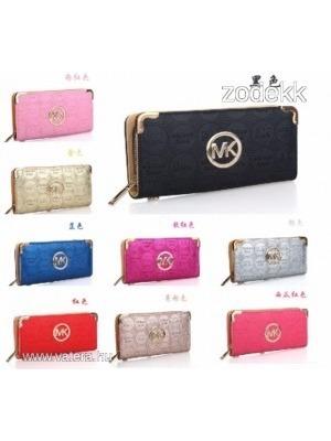 Új MK Michael Kors pénztárca sok színben    lejárt 330184 c1265712c4