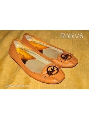 e0163e94b0 MICHAEL KORS divatos női bőr balerina cipő - Vatera, 3 300 Ft