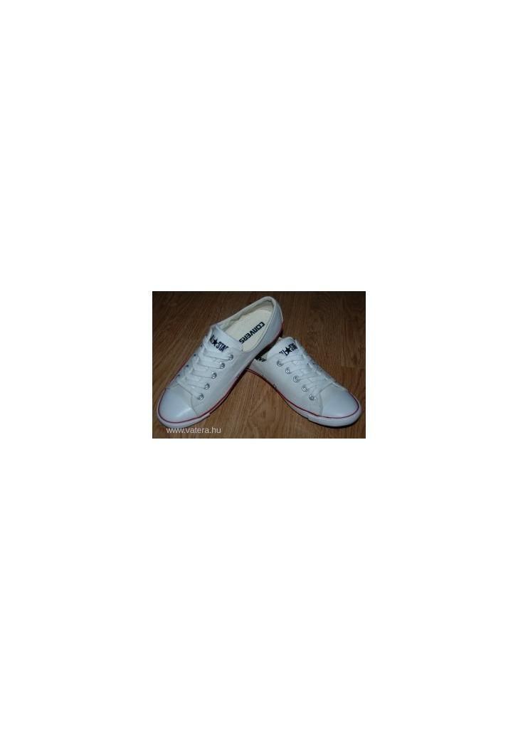 CONVERSE All Star vékony talpú női tornacipő 37-es - Vatera 3799e74f1d