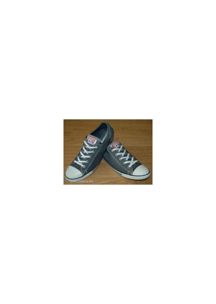 ff23badaa8af CONVERSE All Star vékony talpú szép női tornacipő 41-41.5 - Vatera, 6