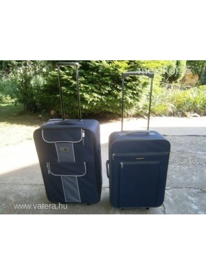 2 db gurulós bőrönd eladó 1ft!!! - Vatera ccaa37925d