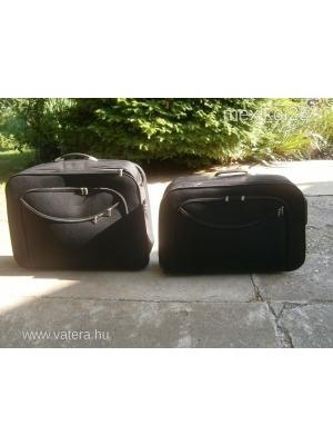 2 db gurulós bőrönd táska eladó 1ft!!! - Vatera 66e5a52957
