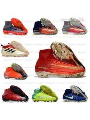 89546f0804 Magasszárú Nike Mercurial Superfly CR7 Obra Hypervenom Phantom Adidas Ace  17.1 focicipő stoplis cipő <<