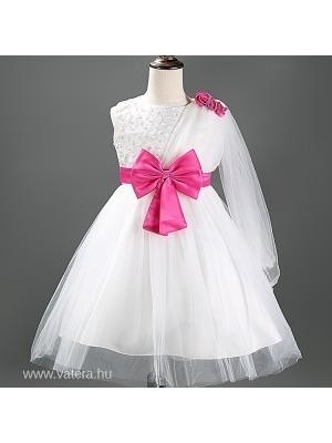 Stólás alkalmi elegáns kislány ruha a254a34a0b