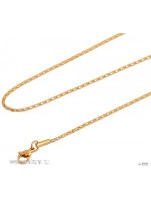 sok stílus hivatalos oldal új termékek Akzent Venezia-nyaklánc ékszer nemesacélIP arany színű -bevonat,