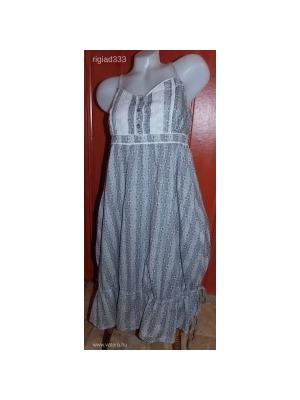 Tommy Hilfiger romantikus női pántos lenge nyári ruha M    lejárt 943560 10df6d3730