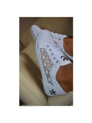 db578c329fd2 Adidas csipkés cipő 36-os Új - Vatera, 1 013 Ft | #169908 <<