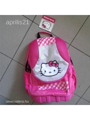60db2d0500ed ÚJ Hello Kitty iskolatáska,1 ft NMÁ hátitáska,hátizsák << lejárt 424933