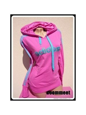 399a5ce489 Adidas pink-türkiz, kapucnis pulóver (40) - Vatera, 862 Ft | #177211