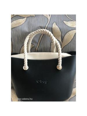 O bag Classic fekete táska b0ea93c4b9