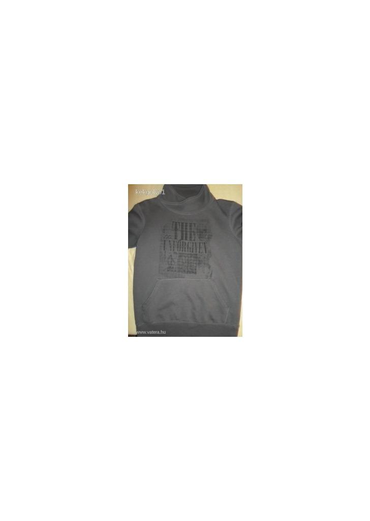 cf31f61902 Smog pamut férfi felső pulóver Slim fit M (New Yorker) - Vatera, 1 500