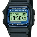 CASIO Collection_F 105-1A