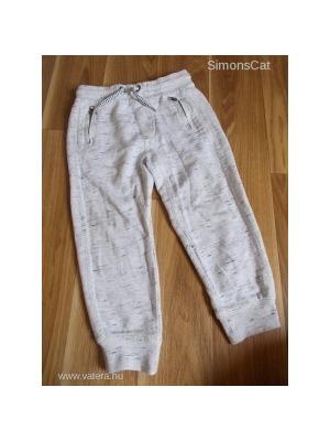 ef4efbb503 H&M szürke szabadidő nadrág, melegítő alsó, 3-4 év, 104 - Vatera,