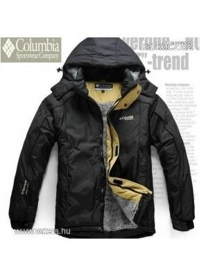 Columbia férfi bélelt télikabát kedvező áron Vatera, 19