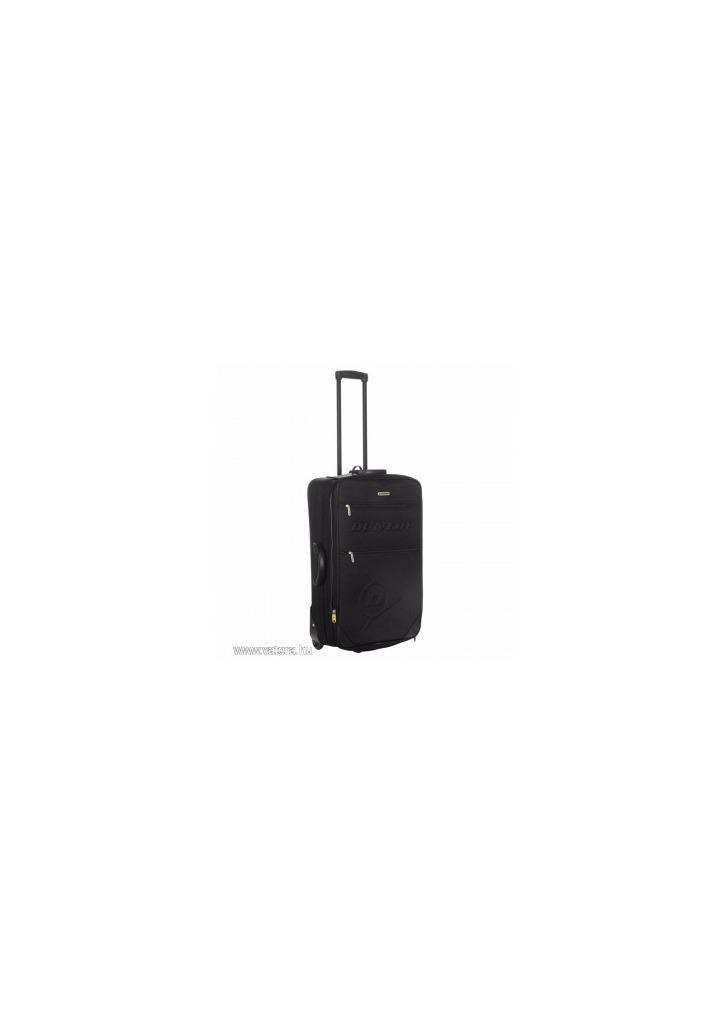 Dunlop kerekes guruló gurulós bőrönd utazótáska poggyász 26