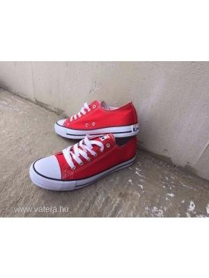 Converse piros tornacipő 39-es ÚJ NMÁ    lejárt 631808 f835ccb282