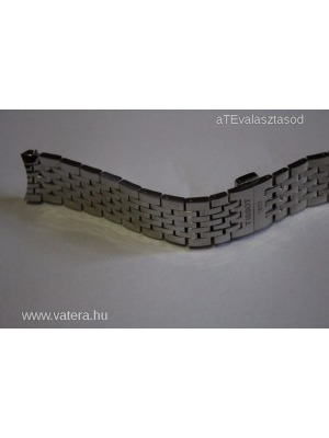 Tissot Tradition T-classic T063 original fém szíj óra óraszíj 20mm -70%  AKCIÓ fd28a6c1fe
