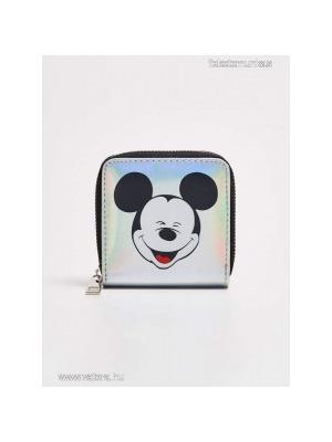 Holografikus Mickey pénztárca Új!    lejárt 261813 85e274790a
