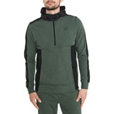 Under Armour Threadborne™ Terry Melegítő felső Zöld << lejárt 689583