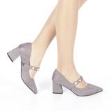 56e457d378 Rilia szürke női cipő << lejárt 858389