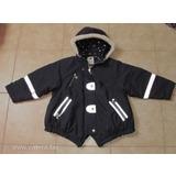 a7781042ca C&A Palomino sötétkék kapucnis kislány kabát - 110