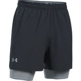 Under Armour Qualifier 2-in-1 Rövidnadrág Fekete << lejárt 581930