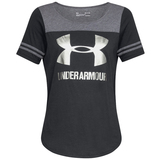 Under Armour Sportstyle Baseball Trikó Fekete << lejárt 184183
