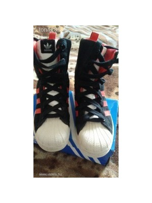 868fdc3971 Adidas superstar boots bakancs női 38-as méret - Vatera, 4 590 Ft