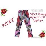 NEXT yuszis-borzos-rókás leggings Bunny nyuszis koll. 110-es méretben ( aec11f9c93