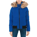 SuperDry Everest Ella Jacket Kék << lejárt 686757