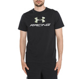 Under Armour Racing Pack Póló Fekete << lejárt 821455