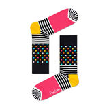 Happy Socks - Zokni Stripes Dots