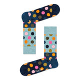 Happy Socks - Zokni Big Dot Block