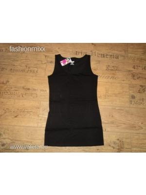 Pamut ideal trikó címkés fekete hosszított    lejárt 190844 5831f947f0